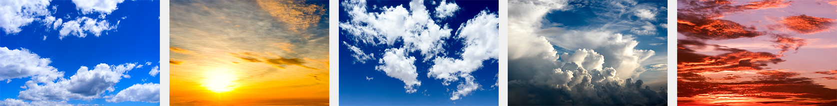 Amazing Skies Digital Backgrounds